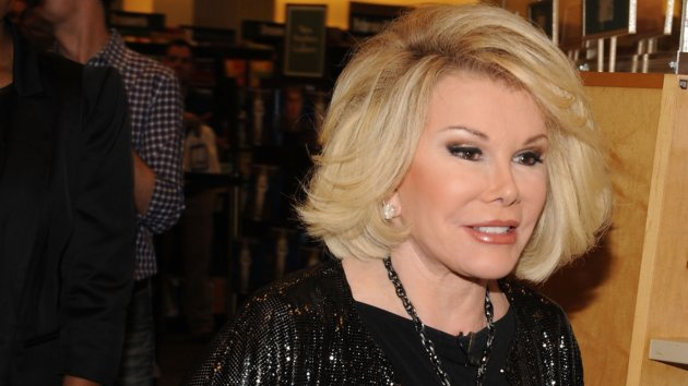 """Joan Rivers Book Signing For """"I Hate Everyone... Starting With Me"""""""