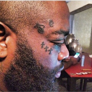 Rick Ross Tatts