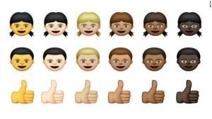 black emojis 2
