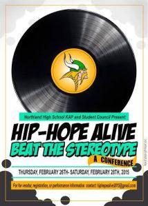 hip hope alive