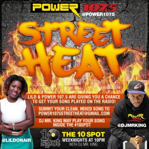 street heat IG