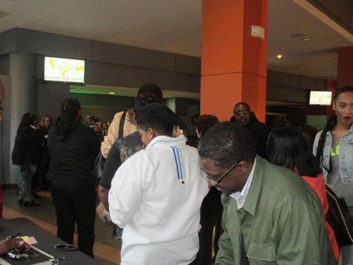 Radio One Empire Finale Viewing Party at the Gateway Film Center