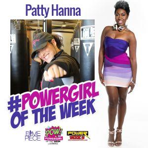 Power Girl Patty Hanna