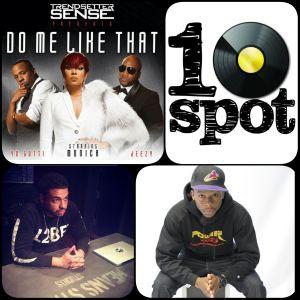 DJ Mr King and Trensetter Sense