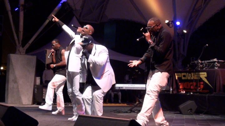 Stone Soul 2015 Performances