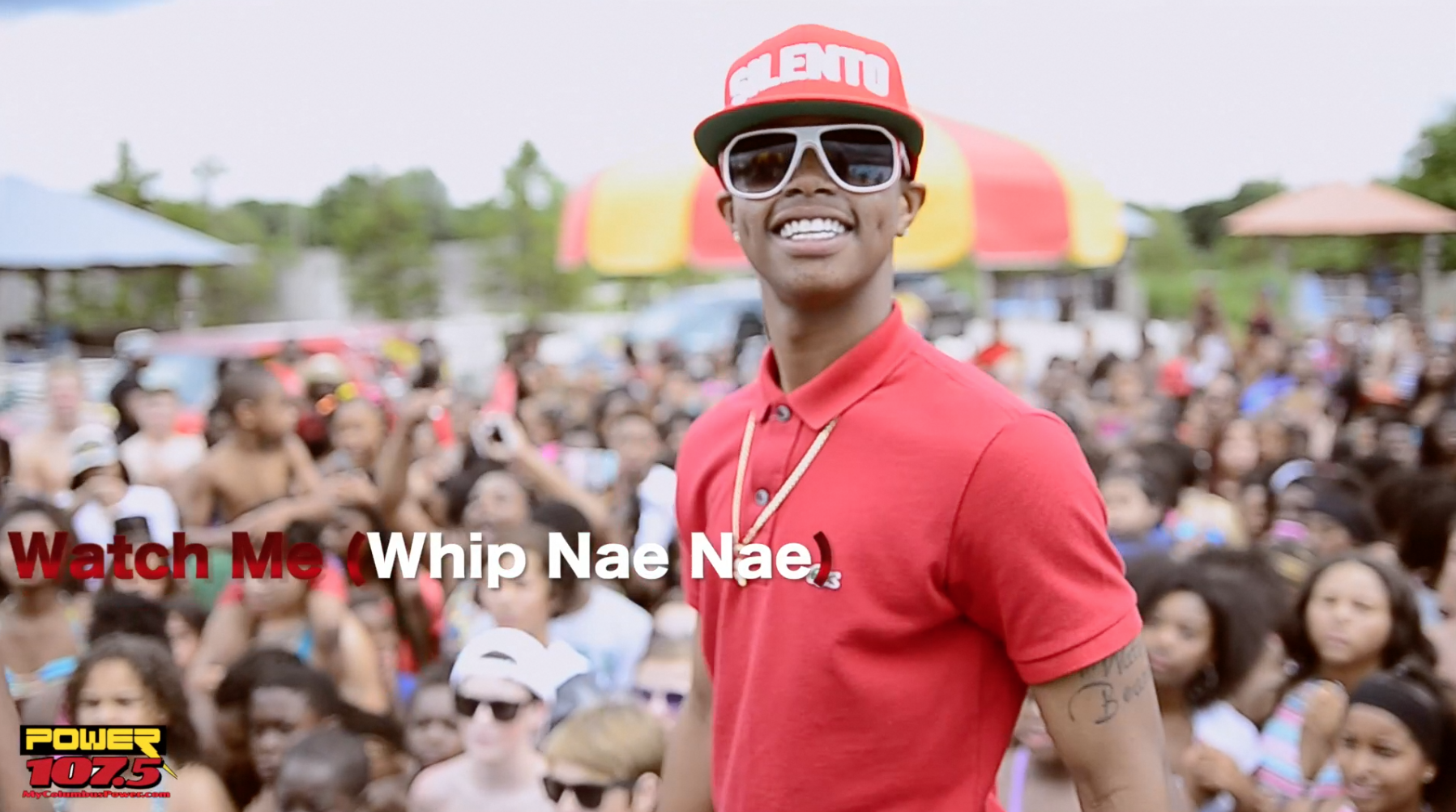 """Silento """"Watch Me"""" (Whip/ Nae Nae) Video"""