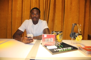 The Meek Mill Pop Up Store Experience