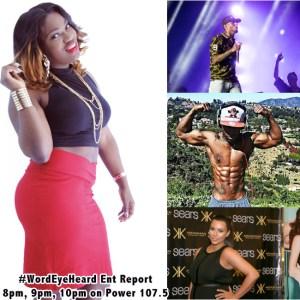 lilD's Word Eye Heard Entertainment Report 8-11