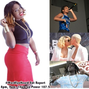 lilD's Word Eye Heard Entertainment Report 8-26