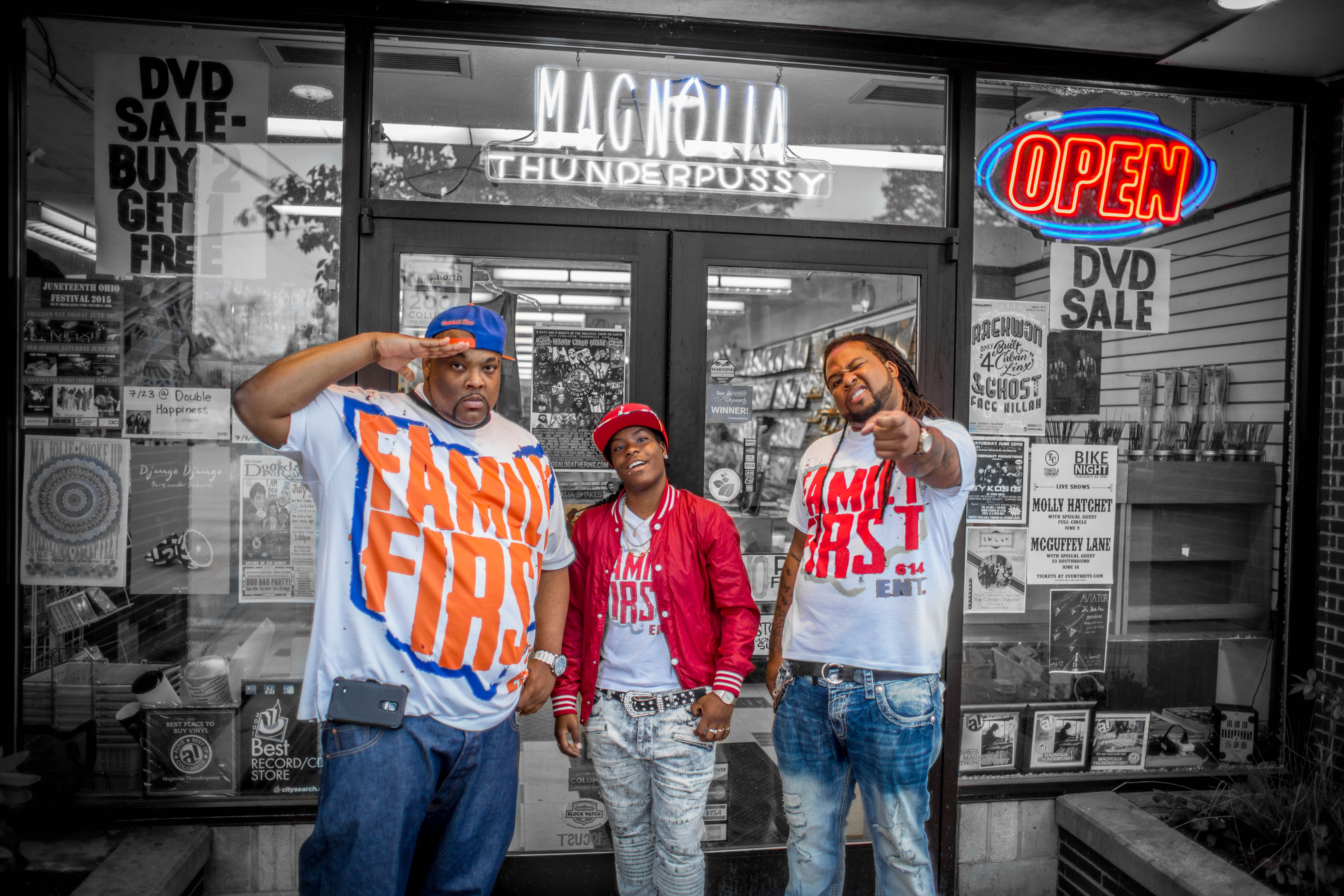 Family First 614 Ent.
