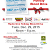 R1 Blood Drive
