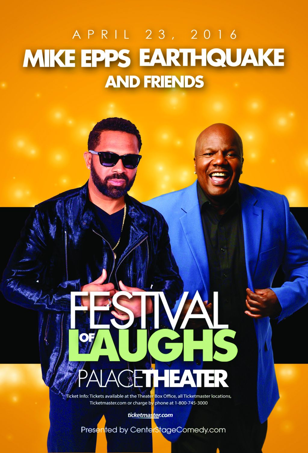 Festival of Laughs Mike Epps