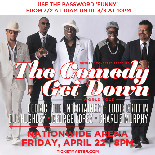 Comedy Get Down 2016