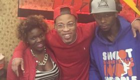 lilD, DJ Mr. King, and Ant Mania