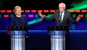 Democratic Presidential Candidates Debate In Flint