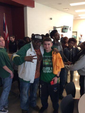 Ohio Media School Presents: City School Tour - Columbus Downtown High School