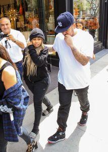 Celebrity Sightings In Los Angeles - April 26, 2016