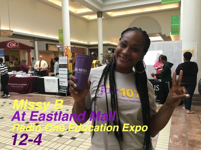 Radio One Education Expo