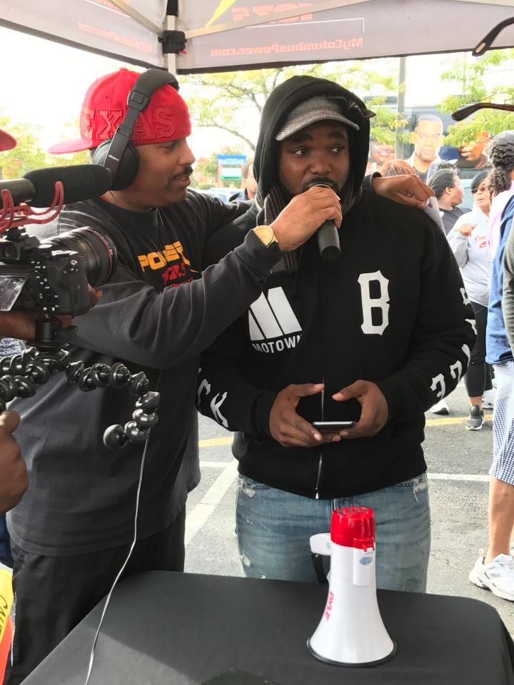 DJ Big Bink with Deadkrack