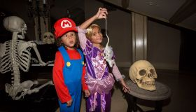 Mariah Carey Halloween Party
