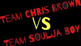 chris brown vs soulja boy