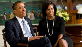 USA - Politics - President Obama and First Lady interviewed by Time Magazine