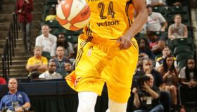 Phoenix Mercury Vs Indiana Fever -TCatch's Last Game- GettyImages-609603578 by Ron Hoskins - Contributor