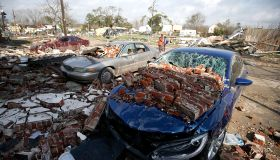 Tornado Touches Down In New Orleans East