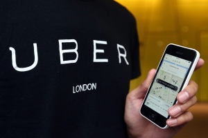 Uber Drivers Present Petition To Transport For London