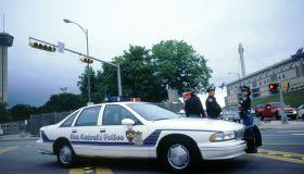 Chevrolet Police Car of San Antonio Texas 1994