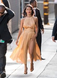 Celebrity Sightings In Los Angeles - May 25, 2017