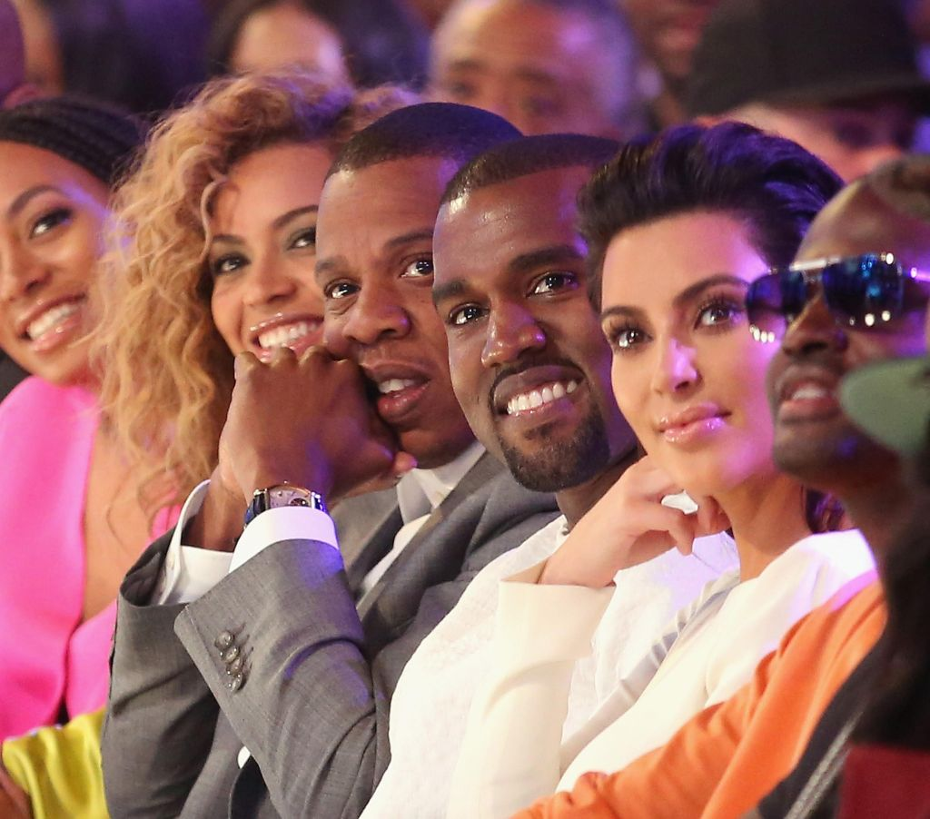 2012 BET Awards - Roaming Inside And Backstage