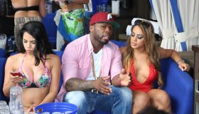50 Cent At Sapphire Pool And Day Club