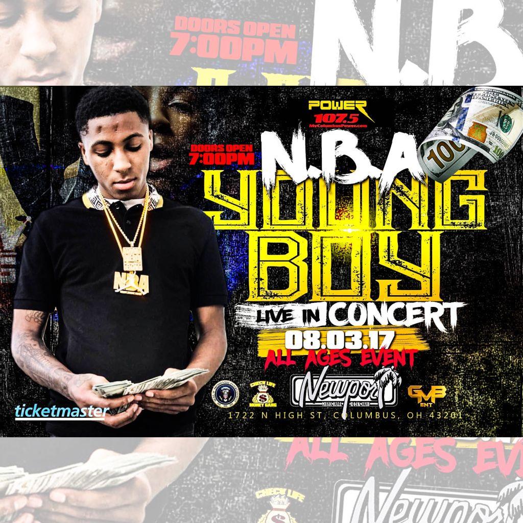 NBA Young Boy Live