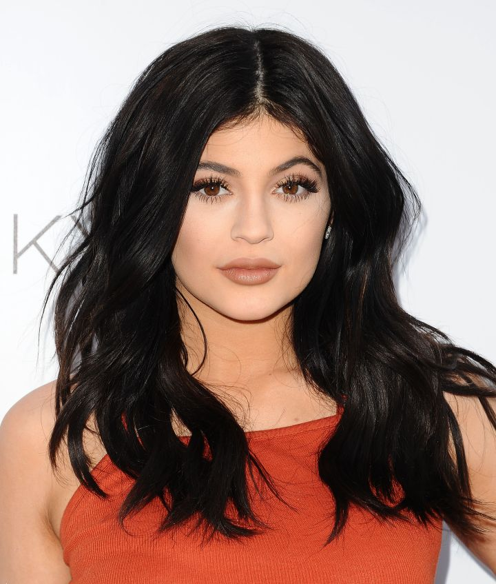 The Transformation of Kylie Jenner