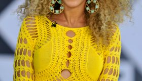 Beyonce Performs On ABC's 'Good Morning America'