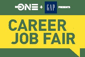 career and job fair header logo