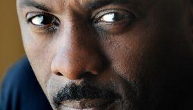 Actor Idris Elba, in town promote his latest film, in Washington, DC.