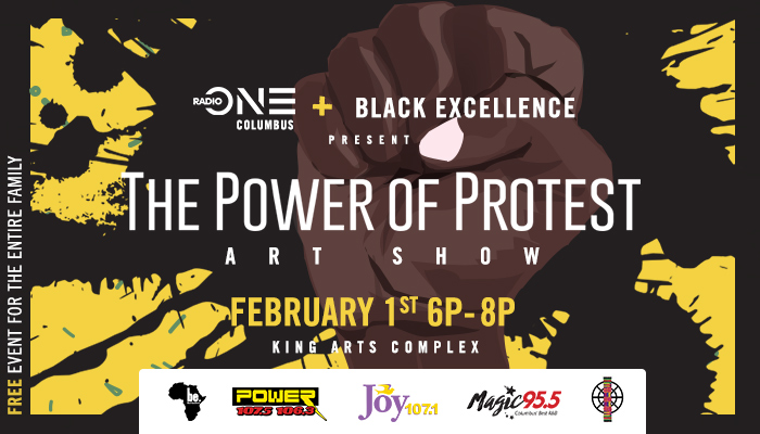 Power of Protest Art Show - revised