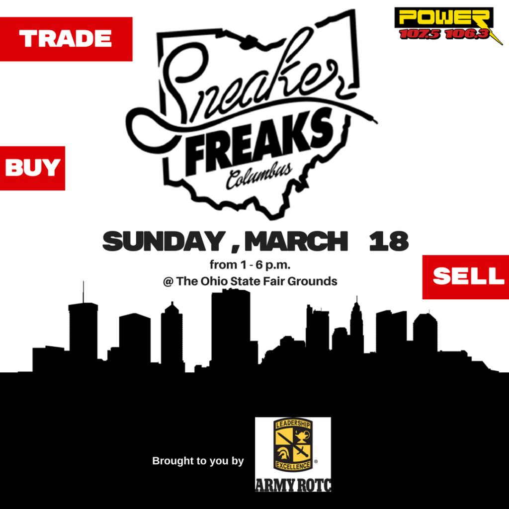 Sneaker Freaks Columbus