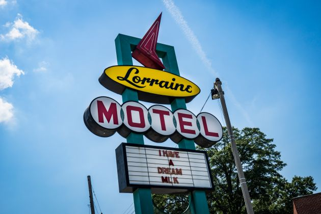 National Civil Rights Museum (Lorraine Motel), Memphis