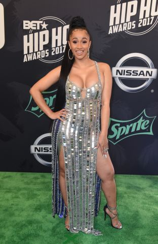 2017 BET Hip Hop Awards - Arrivals