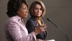Nancy Pelosi, House Democrats Discuss Trump's 'Anti-Worker Agenda'