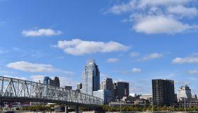 Cincinnati Skyline Downtown