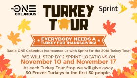 Sprint Turkey Tour Columbus 2018