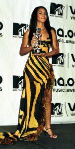 Celebrities at MTV Awards