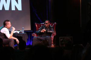 Elliott Wilson Hosts CRWN With R. Kelly For WatchLOUD