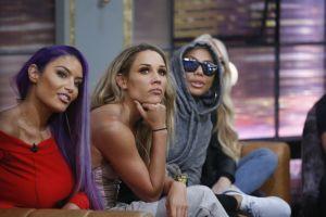 Tamar Braxton Lolo Jones Celebrity Big Brother