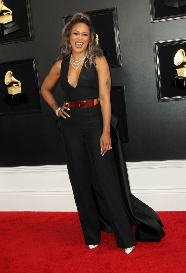 Eve at 61st Annual GRAMMY Awards