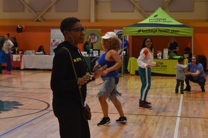 Kickoff To Health Expo Columbus